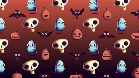 Halloween-Theme-Animated-Motion-Graphic-Composition-