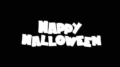 Happy-Halloween-Animated-Motion-Graphic-Title-Card-with-Alpha-Matte