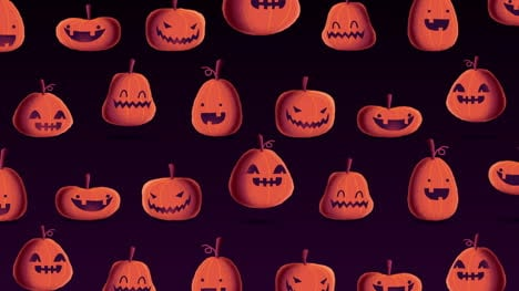 Bouncing-Pumpkins-Light-Colour-Palette-Animated-Motion-Graphic