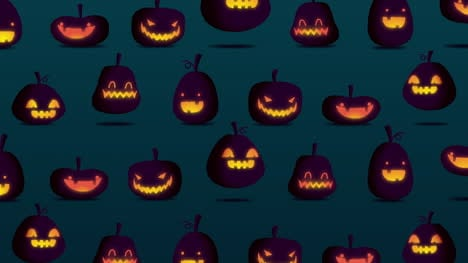 Bouncing-Pumpkins-Dark-Colour-Palette-Animated-Motion-Graphic