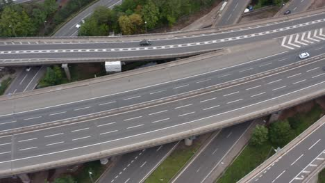 Drone-Shot-Flying-High-Over-Spaghetti-Junction