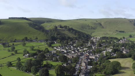 Drone-Shot-Pulling-Away-from-Castleton-04