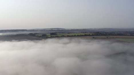 Drone-Shot-Rising-Above-Oxfordshire-Skyline-02