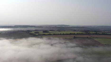 Drone-Shot-Orbiting-Oxfordshire-Skyline