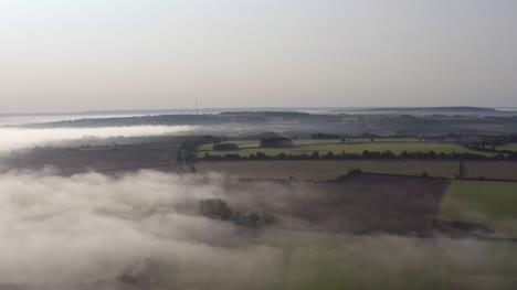 Drone-Shot-Panning-Across-Oxfordshire-Skyline