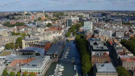 Drone-Shot-Orbitando-Bristol-Waterfront-08