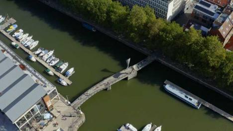 Disparo-De-Dron-Orbitando-Bristol-Waterfront-10