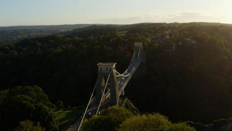 Rising-Drone-Shot-Approaching-Clifton-Suspension-Bridge-03