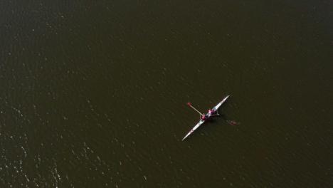 Drone-Shot-Tracking-Canoe-Rowing-Along-River-Severn-01
