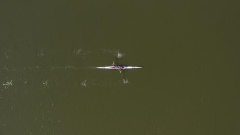 Drone-Shot-Tracking-Canoe-Rowing-Along-River-Severn-03