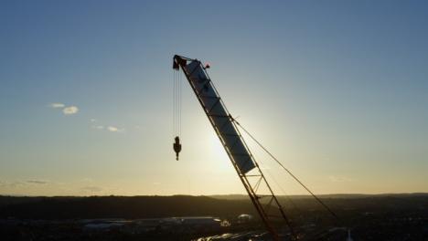 Drone-Shot-Orbiting-Crane-In-Cardiff-City-Centre-04