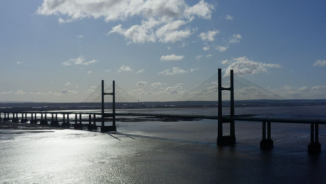 Drone-Shot-Rising-Up-The-Prince-Of-Wales-Bridge-02