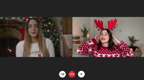 Side-by-Side-Friends-Christmas-Video-Call
