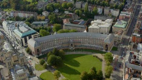 Drone-Shot-Orbiting-Around-Bristol-City-Council-Building-Long-Version