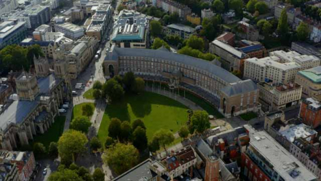Drone-Shot-Approaching-Bristol-City-Council-Building-In-Bristol-Short-Version-1-of-2