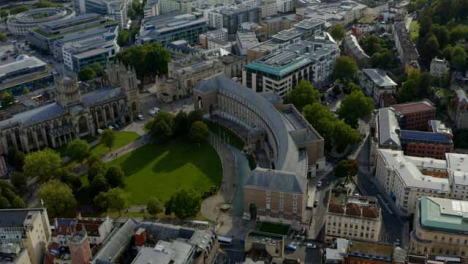 Drone-Shot-Pulling-Away-from-Bristol-City-Council-Building-In-Bristol-Long-Version