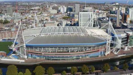 Drone-Shot-Orbiting-Around-the-Principality-Stadium-Short-Version-2-of-2