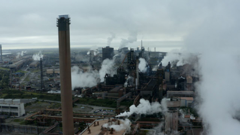 Drone-Shot-Orbital-Port-Talbot-Steel-Manufacturing-Plant-03
