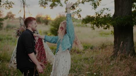 Energetic-Couple-Dancing-In-Dusk-Outdoors-7
