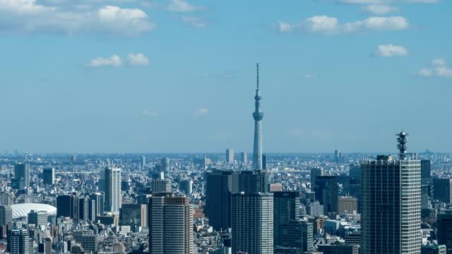 4K-Time-Lapse-:-Tokyo-Skyline
