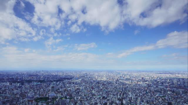 4K-Tokyo-Aerial-timelapse-Skyline---urban-panorama---Shibuya-Shinjuku