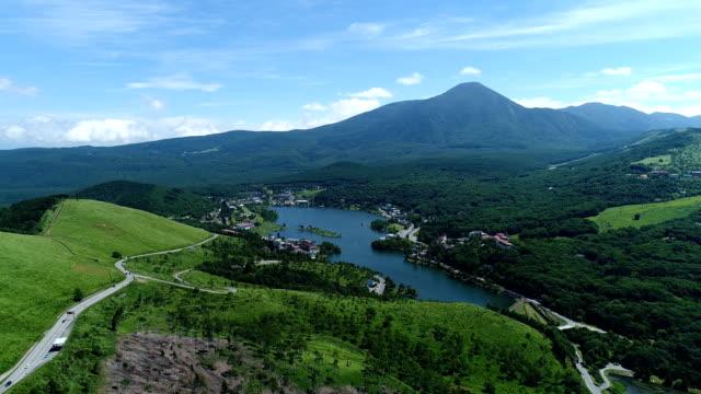landscape-of-Kirigamine-area-in-Japan