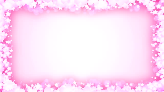 Cherry-Blossom-Traditional-Japanese-New-Year-Loop-Animation-