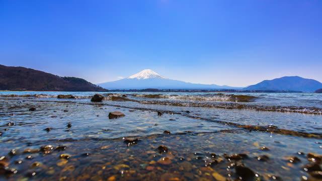 4K-Time-lapse-of-Mt-Fuji-of-Japan