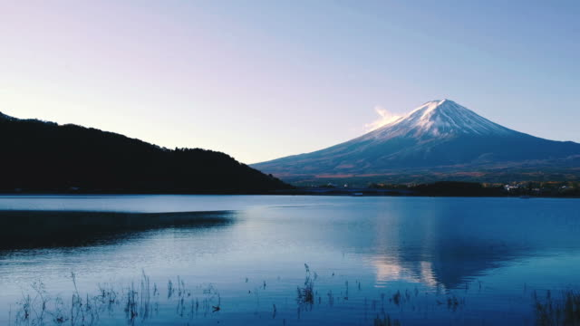 Mt-Fuji-in-Japan-View-from-Kawaguchiko-lake