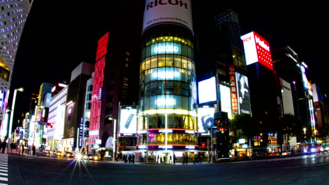 Harumi-st-at-Ginza-Night-lapse-4K-slow-shutter-wide-shot