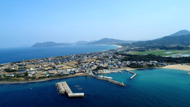 landscape-of-Itoshima-city-in-Japan