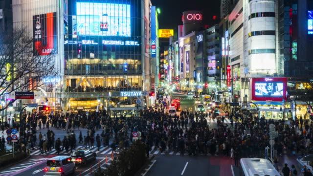 Timelapse-of-people-walk-across-the-famous-Shibuya-Crossing-in-Tokyo-Japan