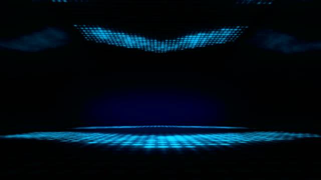 Fondo-de-danza-etapa-club-led-iluminación-bucle-sin-interrupción-
