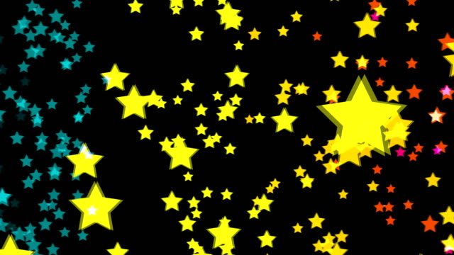 Abstract-CGI-motion-graphics-and-animated-background-with-star