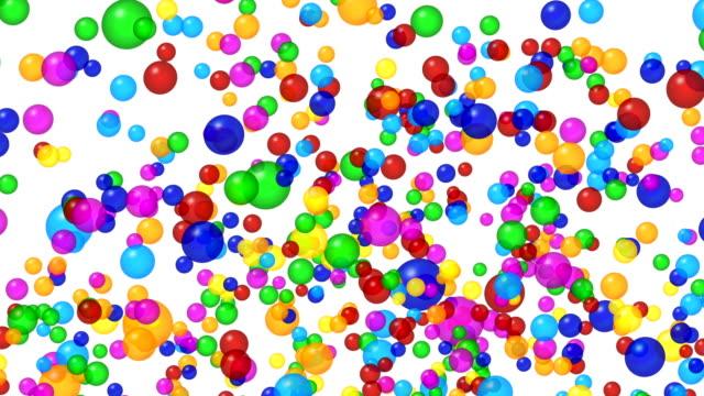 Colored-bubbles-explosion-