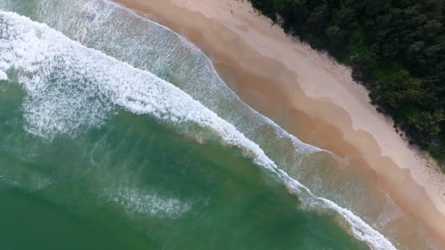 Top-view-of-amazing-tropical-beach