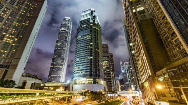Central-Hong-Kong-time-lapse