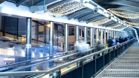 Hong-Kong-Central-Escalator-night-lifestyle