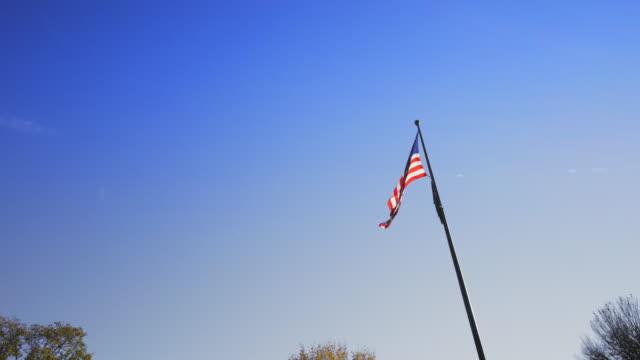 video-filmado-en-la-bandera-de-Washington-dc-amercian