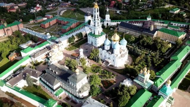 view-of-unique-monastic-complex-of-Trinity-Lavra-of-St-Sergius