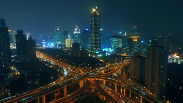 Vista-aérea-de-Shanghai-en-China