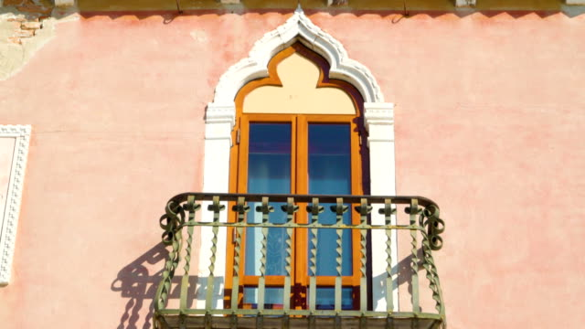 The-beautiful-design-of-the-window-pane-of-the-house