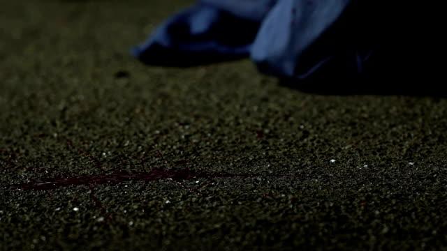 Bloody-hand-of-hooligan-killed-in-brutal-street-fight-banditry-in-streets