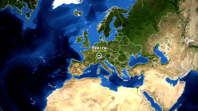 EARTH-ZOOM-IN-MAP---SWITZERLAND-ZURICH