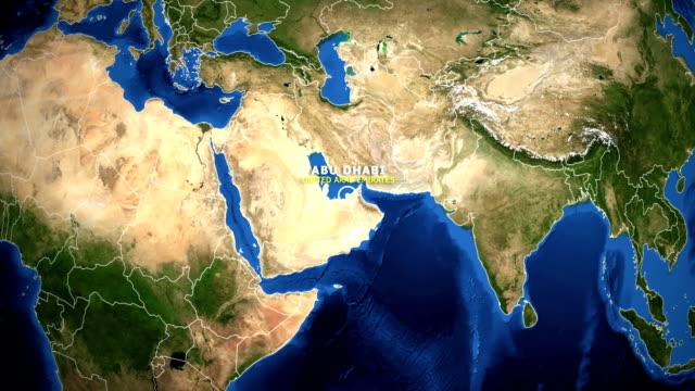 EARTH-ZOOM-IN-MAP---UNITED-ARAB-EMIRATES-ABU-DHABI