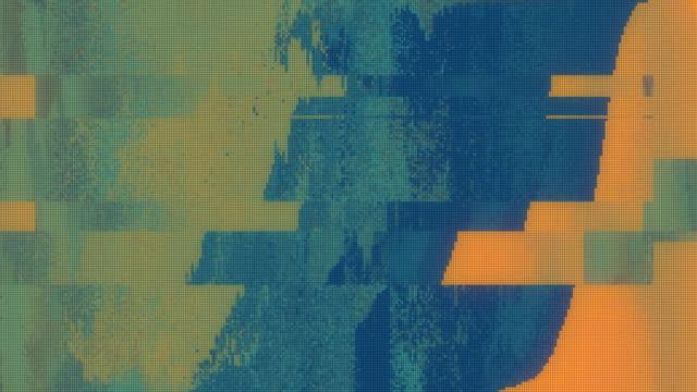 Unique-Design-Abstract-Digital-Animation-Pixel-Noise-Glitch-Error-Video-Damage