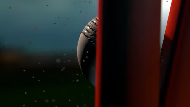 Grillo-bola-golpear-Wickets