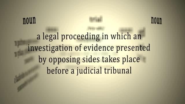 Definición:-juicio