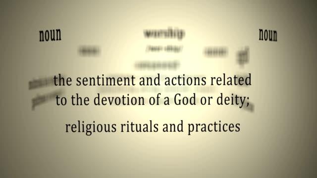 Definición:-Adoración