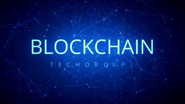 Blockchain-tecnología-futurista-abstracta-hud-fondo-lazo